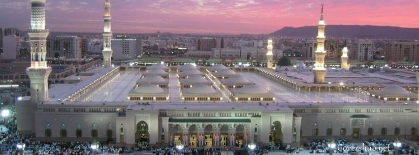 Op naar Mekka!