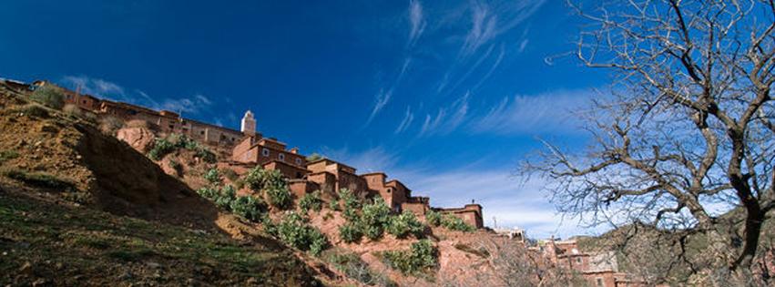 Bejaardenhuis in Marokko (Oujda)