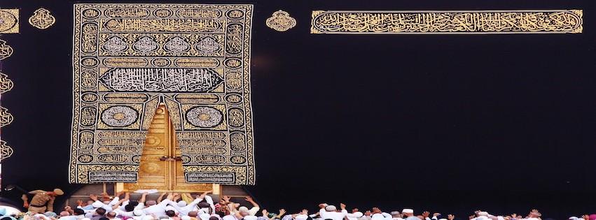Abdelkader en Ahmed zijn aan het genieten in Mekka en Medina